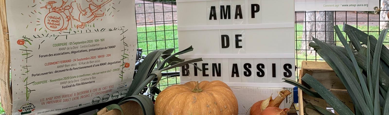 © Journée porte ouverte de l'Amap de Bien-Assis