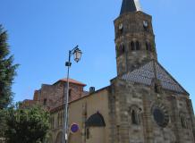 Eglise Saint-Martin à Cournon-d'Auvergne