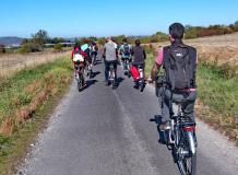 Circuit vélo : à la découverte de 3 sites géologiques de Clermont-Ferrand