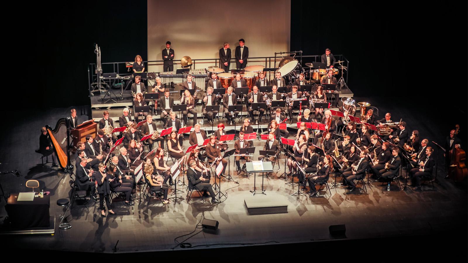 © Orchestre d'Harmonie