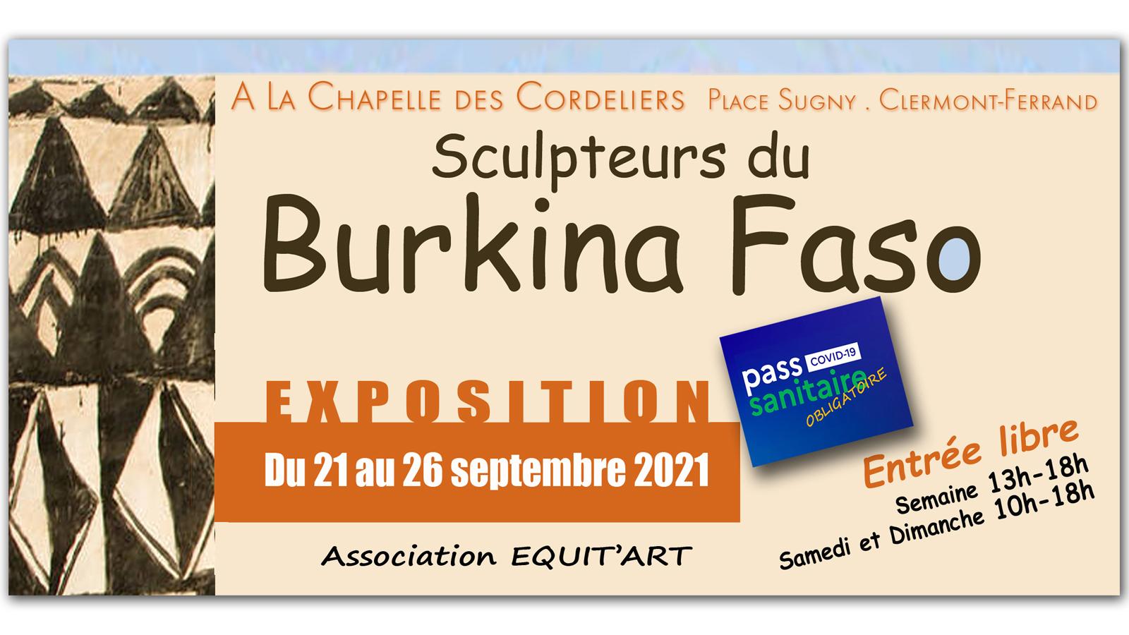© Sculpteurs du BURKINA FASO