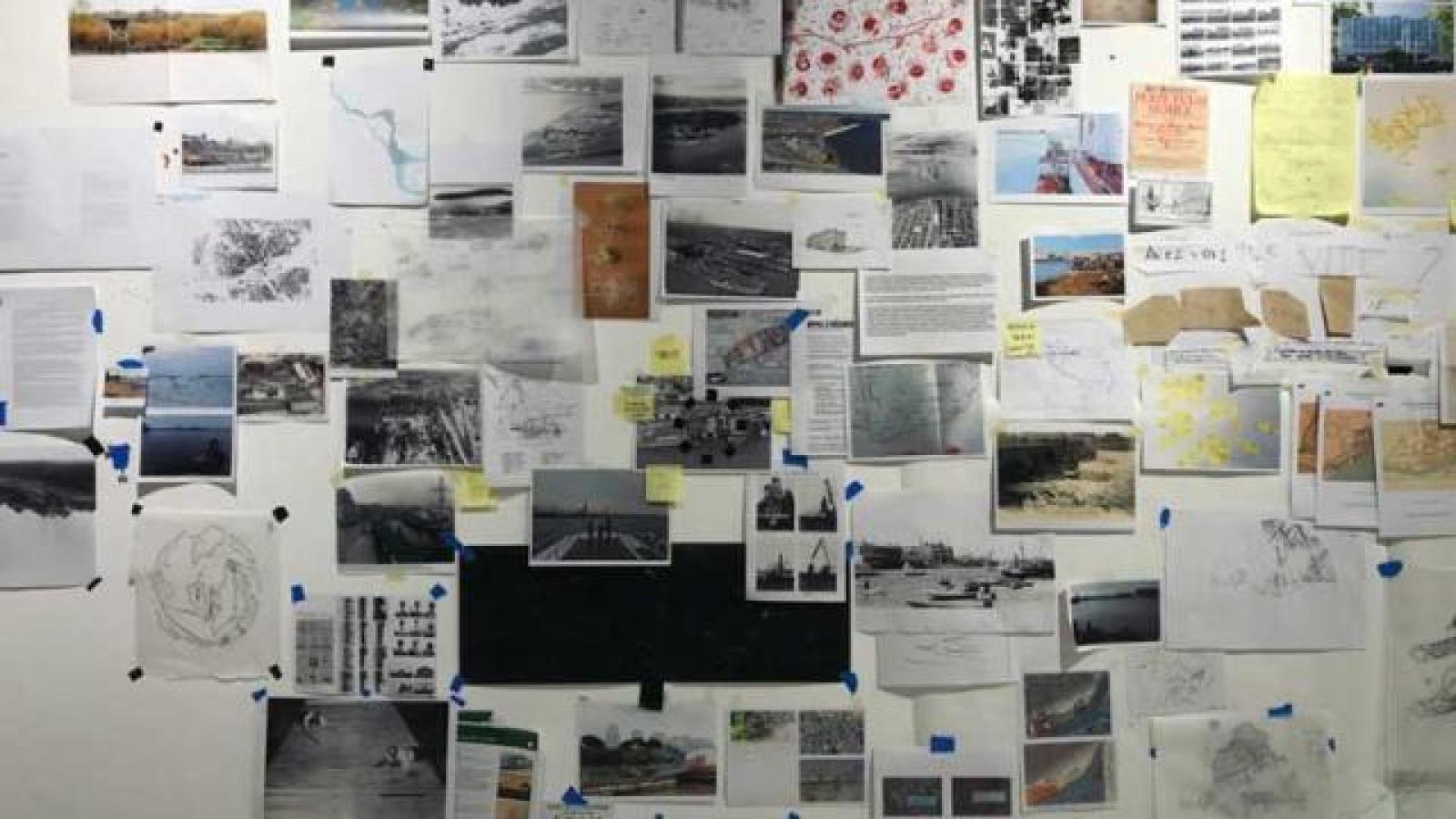 © Exposition sur les résidences d'architectes du Réseau des Maisons de l'Architecture - Biennale - Tous pour l'architecture !