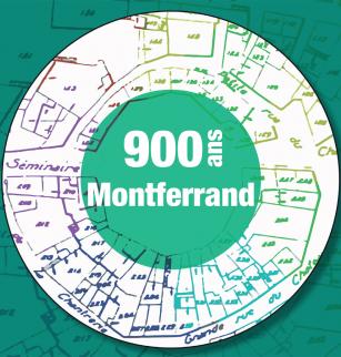 900 ans Montferrand