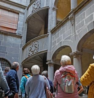 Visite guidée de Montferrand