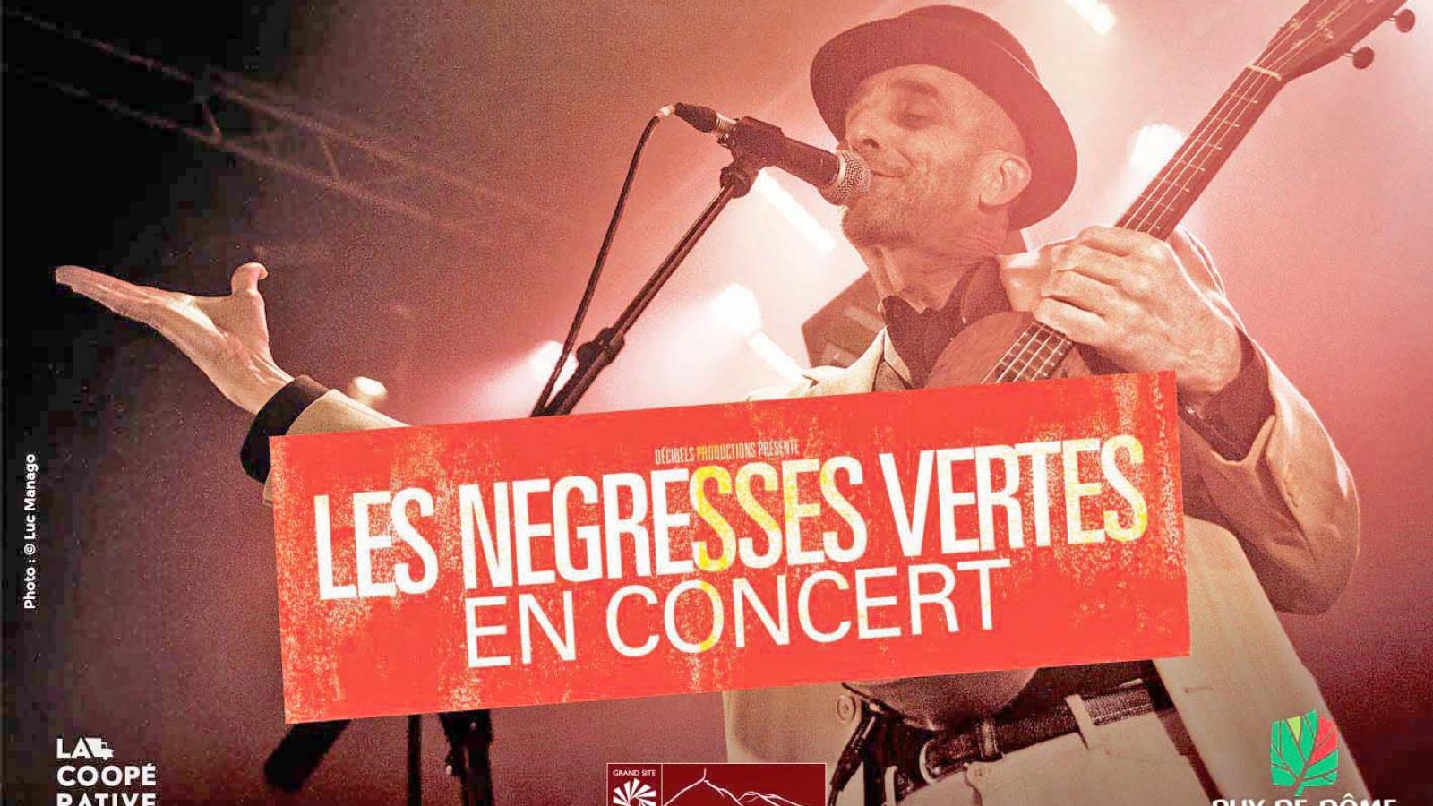 © Concert gratuit des Négresses Vertes