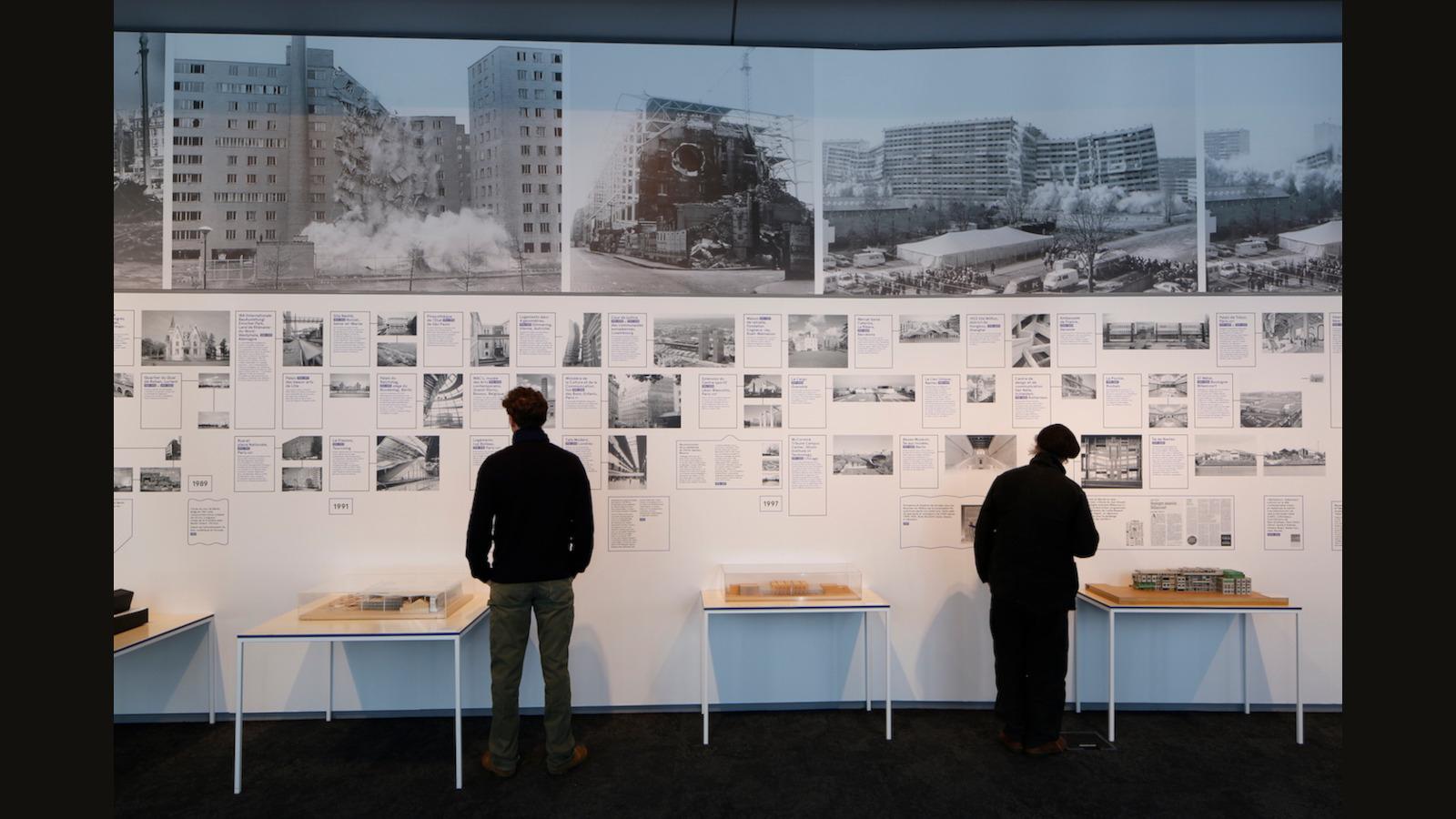 © Exposition Un bâtiment combien de vies