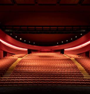 Salle de l'horizon, la Comedie de Clermont-Ferrand