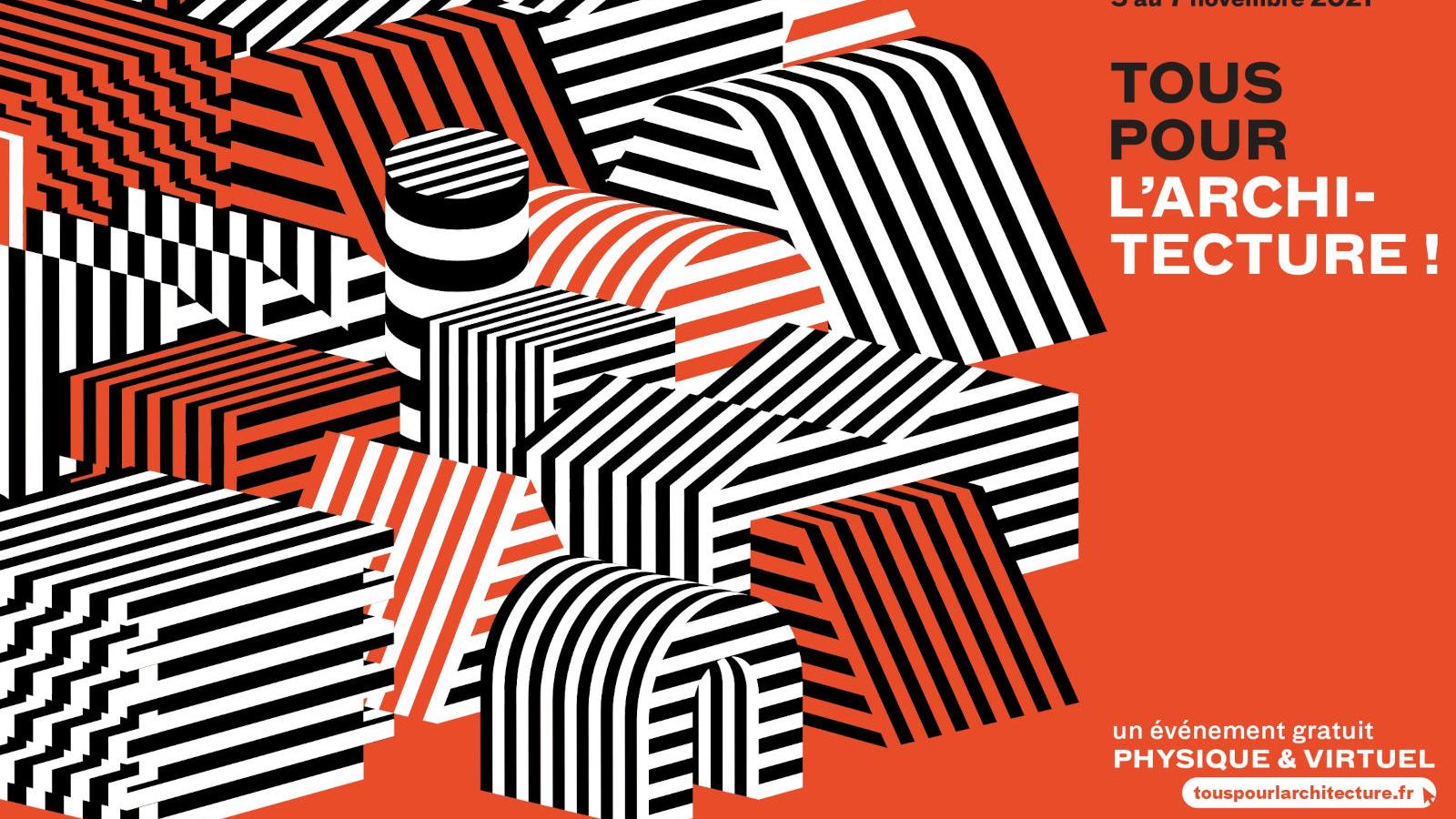 © Tous pour l'Archi ! Biennale de l'architecture