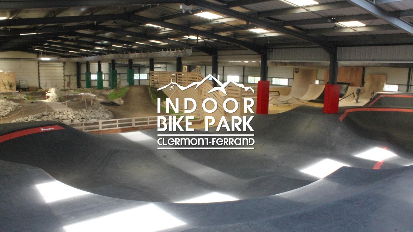 © Wheel'in indoor bike park