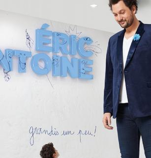 Eric Antoine: Grandis un peu