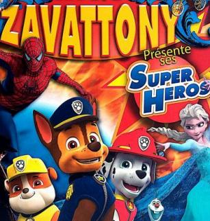 Cirque Zavattony
