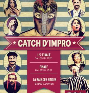 catch d'impro improvergne