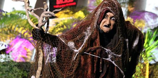 Vulcania Spécial Halloween - Partez à la recherche des légendes perdues