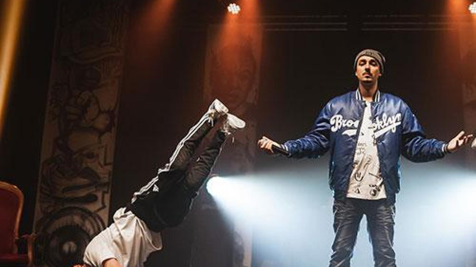© Spectacle hip hop et battle