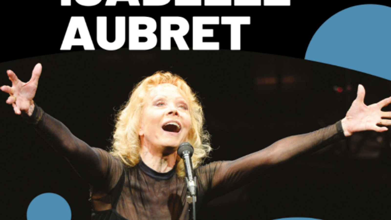 © Recital Isabelle Aubret