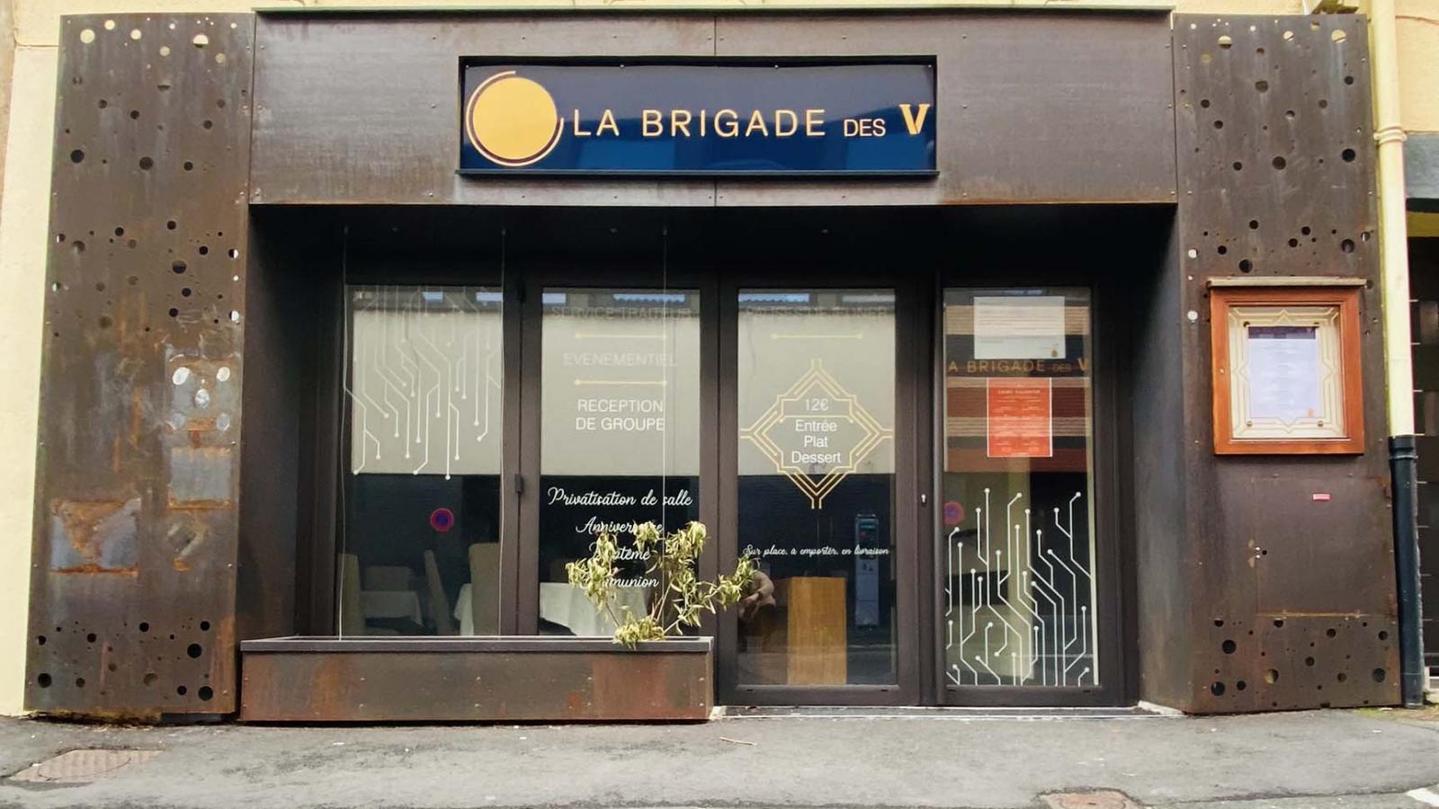 © La brigade des cinq