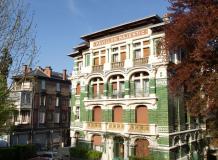 Palaces et villas thermales