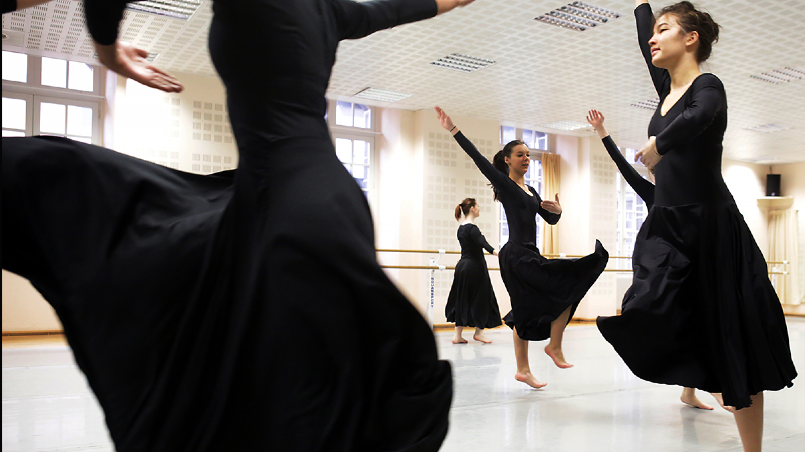 © Danse : La semaine des studiosités