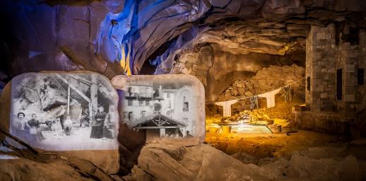 Grotte de la Pierre de Volvic