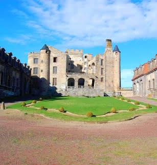 Château de Chazeron