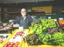 Clouvel et fils fruits et légumes