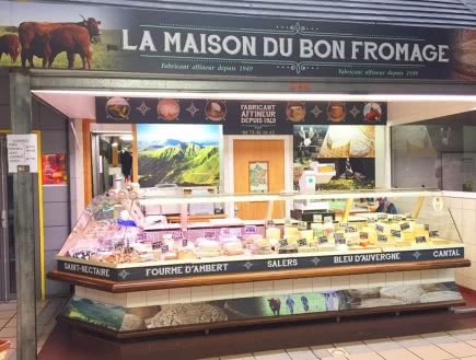 La maison du bon fromage