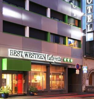 Best western hôtel Lafayette