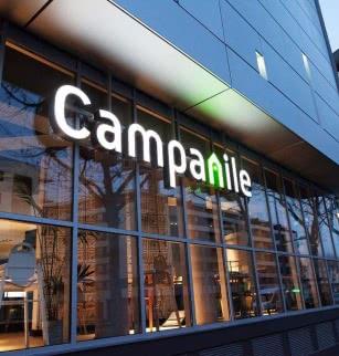 Campanile Clermont-fd centre