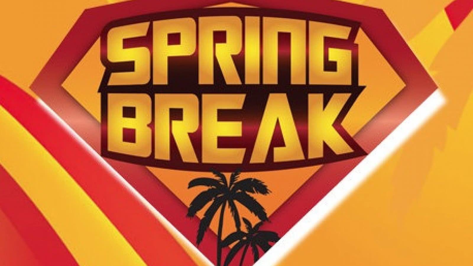Le Spring break - underground
