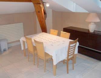 Villa Coustet F3 cuisine