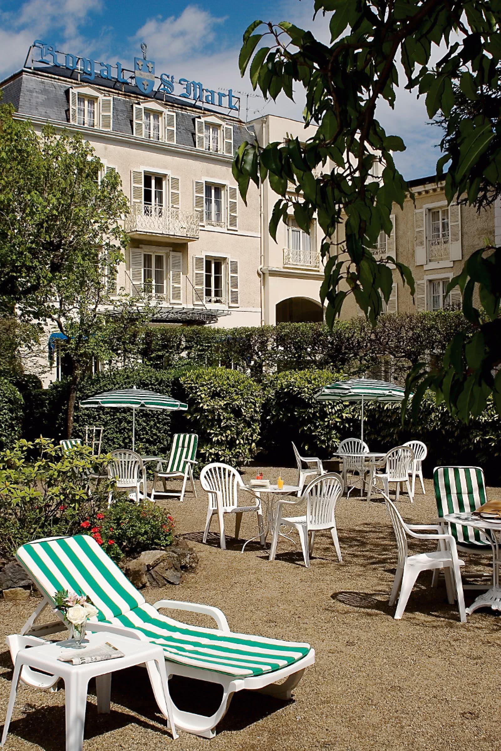 Royal h tel saint mart clermont auvergne tourisme - Petit jardin tropical clermont ferrand ...