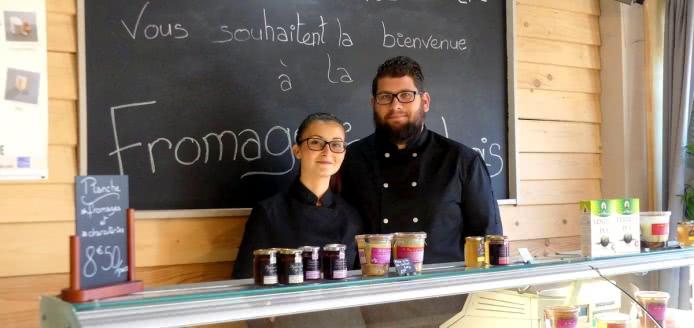 Fromagerie Dubois à Royat