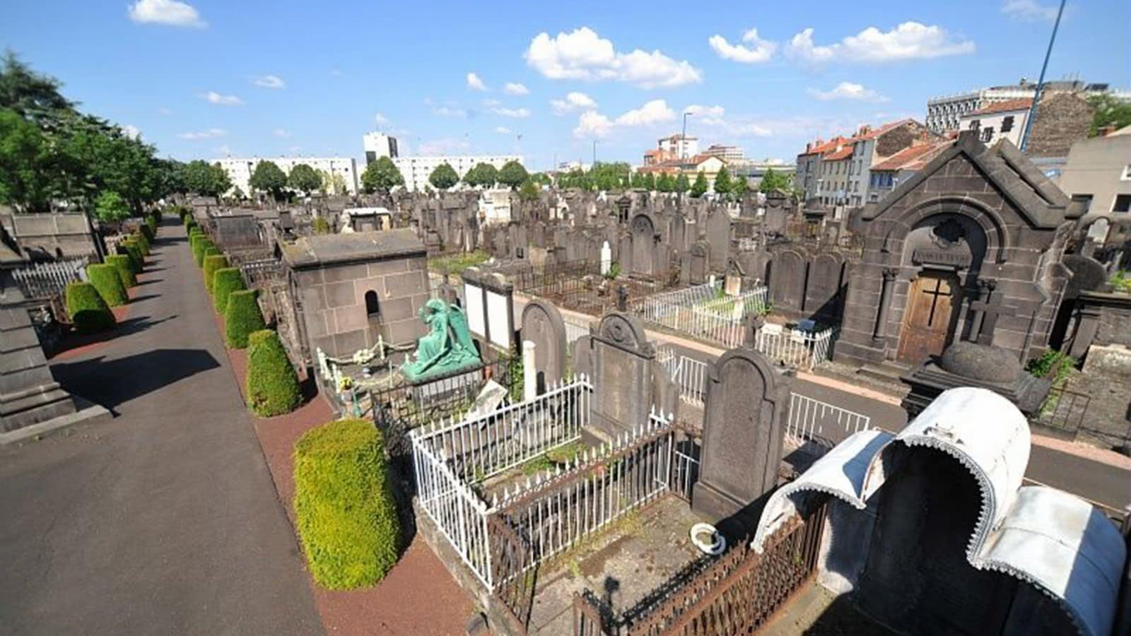 cimetière des Carmes