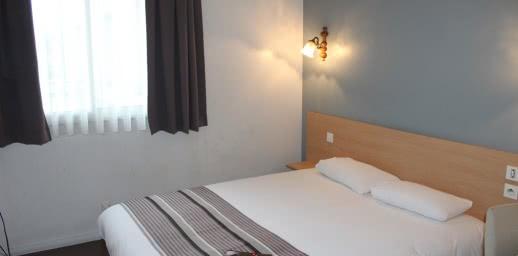 P'tit dej hôtel Clermont-fd centre