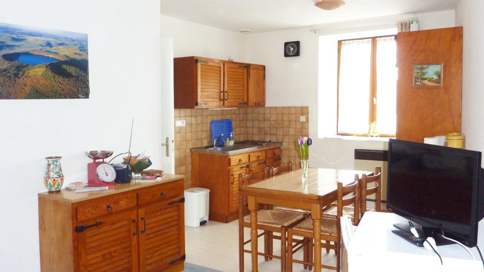 Meubl la bergerie manson clermont auvergne tourisme for Auvergne location maison