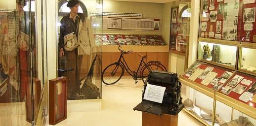 Musée de la Résistance et de la Déportation à Chamalières