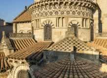 Visite guidée de la basilique romane Notre-Dame-du-Port