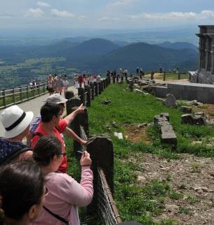Journées départementales de l'Archéologie au du puy de Dôme : Visites guidées