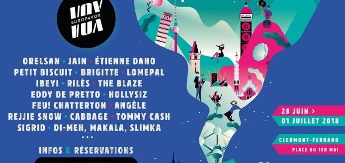 Festival Europavox 2018