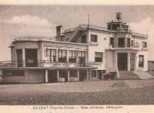 aéroport d'Aulnat