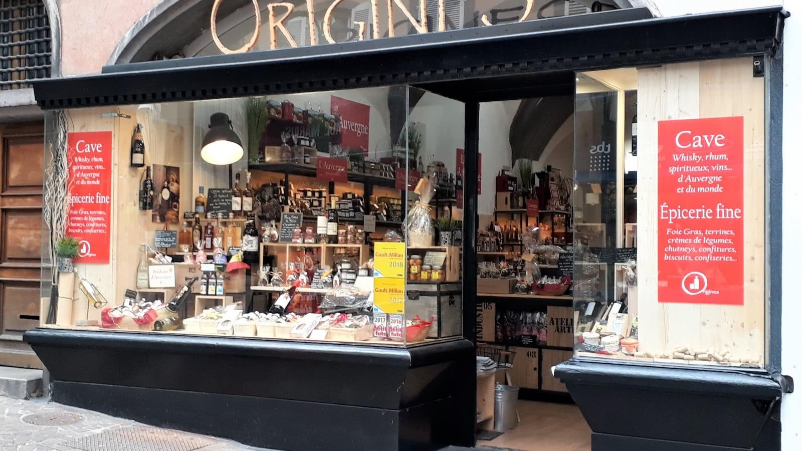Boutique Origines