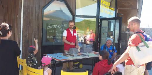 Programme : Journées départementales de l'Archéologie au puy de Dôme