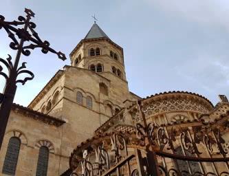 Chevet Basilique Notre Dame du Port