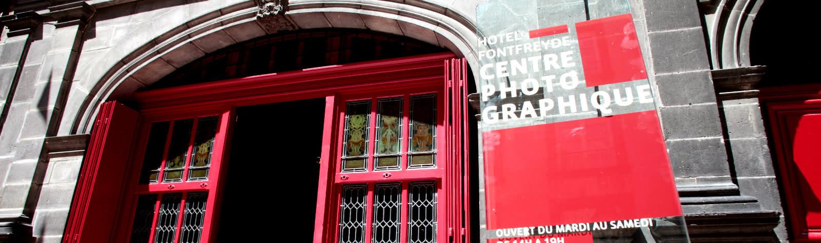 Hôtel Fontfreyde, centre photographique de Clermont