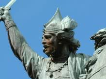 Vercingetorix, statue de Bartholdi
