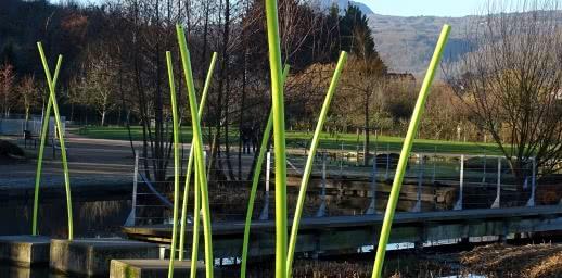 Parc Montgroux à Cébazat