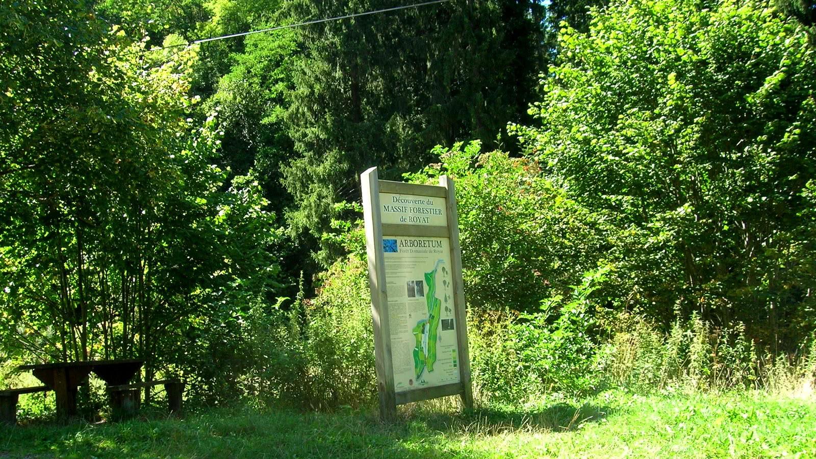 Arboretum de Royat
