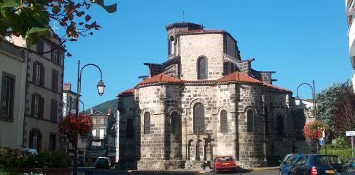 Eglise Notre-Dame à Chamalières
