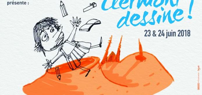 Clermont Dessine !