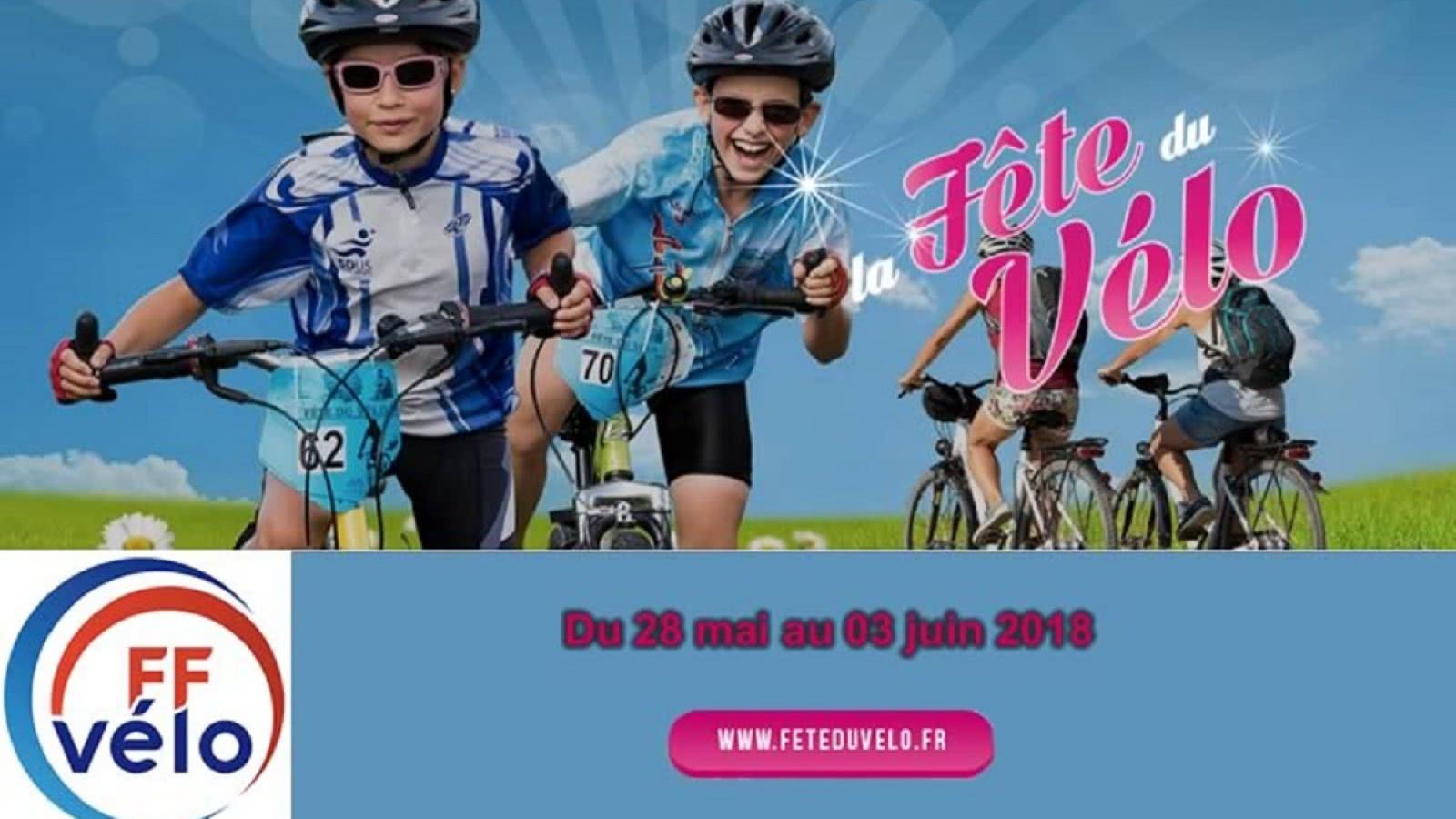 © fête du vélo 2018